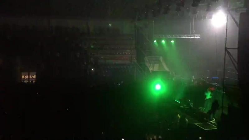 The Prodigy - Nasty ( live Krasnodar 23.05.2017)