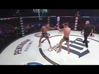 Ricky Bandejas VS James Gallagher #Bellator204