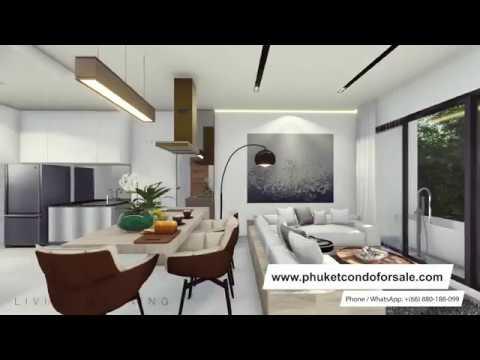Acheter un appartement à Phuket en Thaïlande. Revenu locatif 8% par an pendant 20 ans