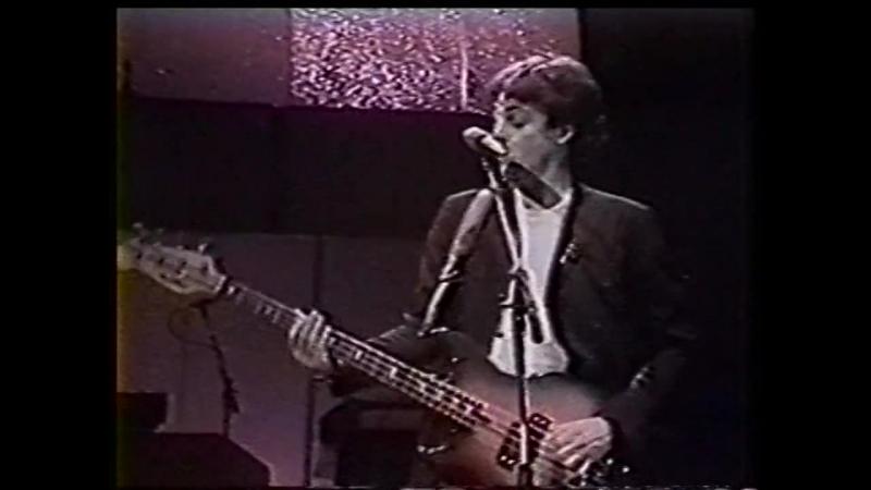 Paul McCartney Wings Coming Up 4 7 Rock for Kampuchea 1981 U K TV Version