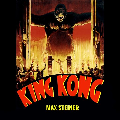 Max Steiner альбом King Kong