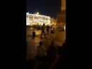 Тут своя атмосфера) Уличные музыканты ночного Питера❤