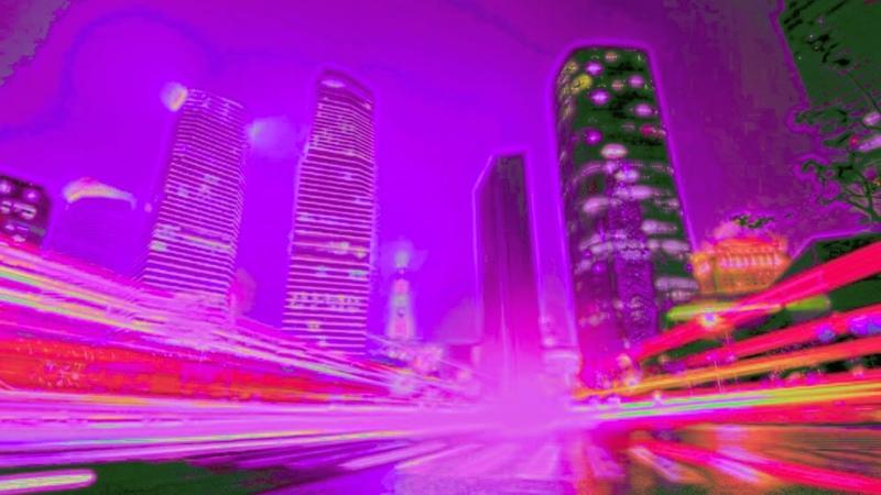 Zane Alexander - S T A M I N A (SynthwaveCyberpunk)