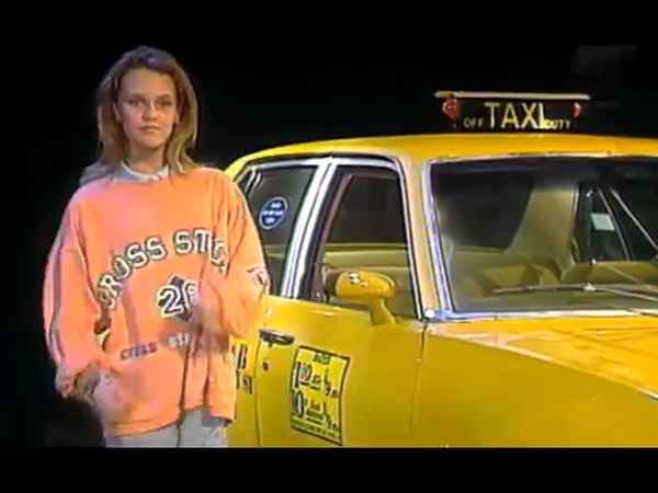 Vanessa Paradis Joe Le Taxi