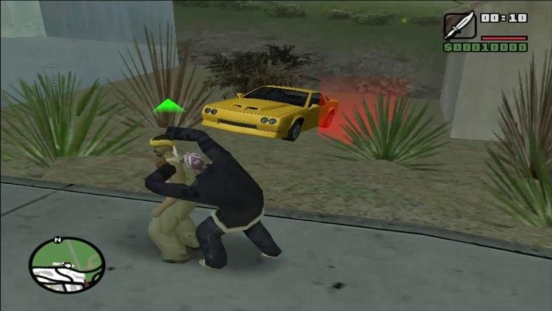 GTA San Andreas DYOM Las Colinas Playground