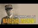 ADBK Hommage au Maréchal Macron !