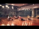 2. Nine Muses practise Inashe - Me so bad Choreograph by