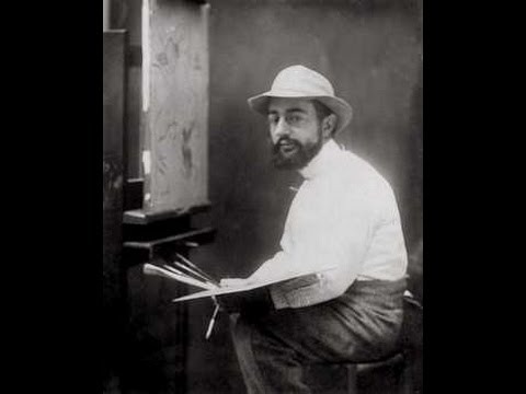 Pintura Mediúnica - Toulouse Lautrec através de Luiz Gasparetto (completo)