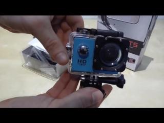 Обзор Экшн Камеры SportCam A7-HD 1080p