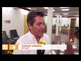Thomas Anders family in New York (RTL HD. Punkt 12. 17.08.2018) MTRF RUS
