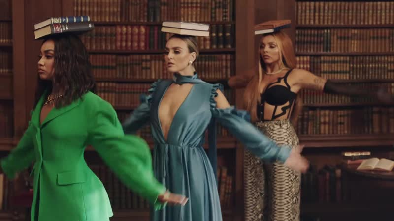 Little Mix - Woman Like Me (Official Video) ft. Nicki Minaj (новый клип 2018 Литл Микс Ники Минаж Никки Минадж)