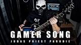 Mehr Games Judas Priest GAMER SONG PARODIE Breaking the Law