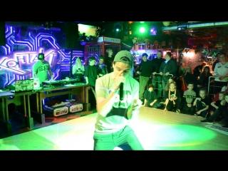 Siri - Breakdance festival 2018 (beatbox show)