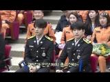 OTHERPUBLIC EVENT 180309 Церемония назначения послами Korean National Fire Agency пожарного отделения.