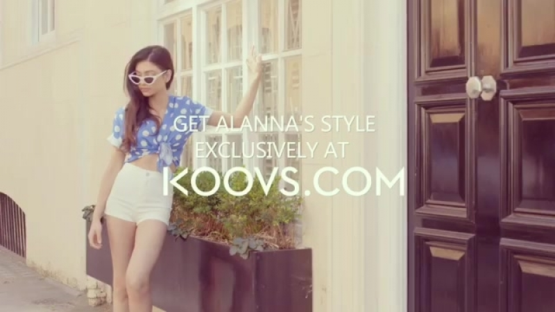 KOOVSLondon Diaries with Alanna Panday