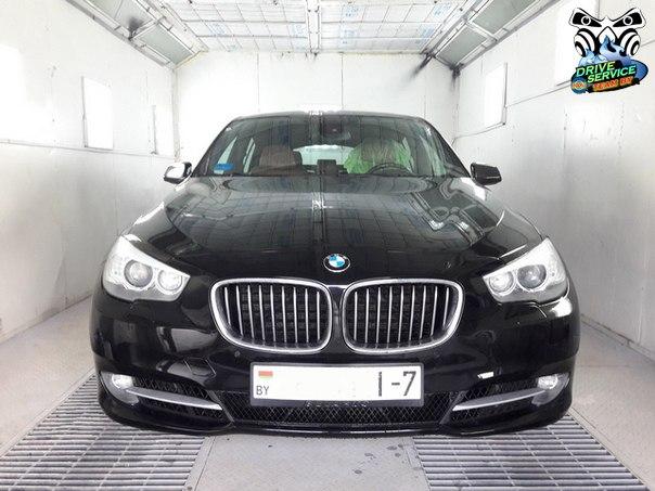 кузовной ремонт в Минске BMW GT