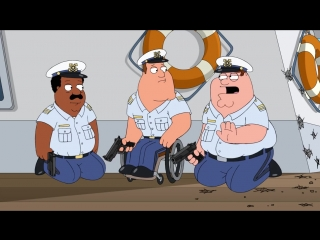 The Guys Come Up With A Long And Elaborate Plan _ Season 16 Ep. 14 _ FAMILY GUY