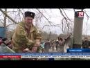 Две тысячи казаков вместе отведали традиционную кашу кулеш