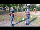 K.u.K. Rifle Drill 03- Order Arms step by step (command- Beim Fuss!)