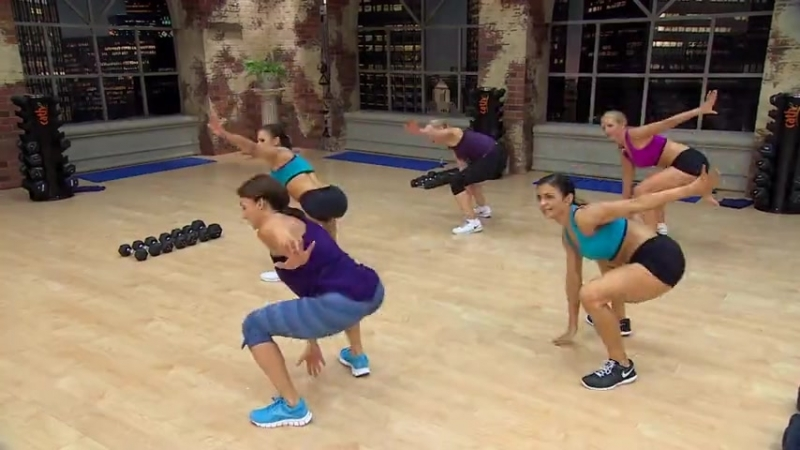 1 HiiT Circuit Upper Body Ripp with HiiT