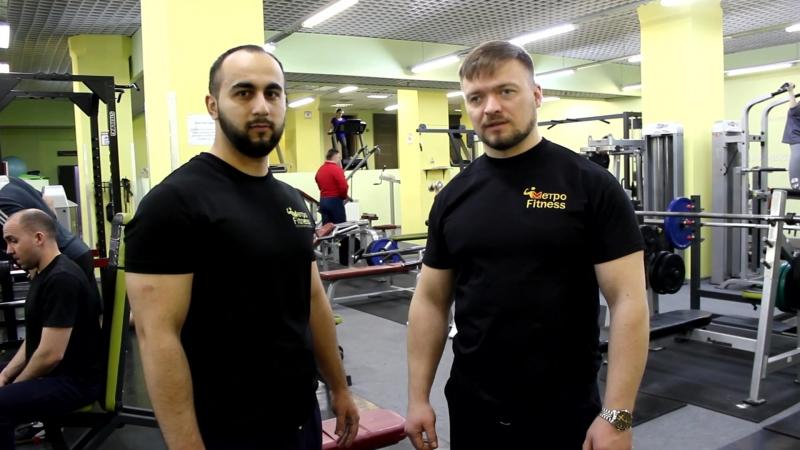 Мощная тренировка с Валентином Киселевым
