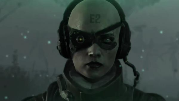 Metal Gear Solid 5: The Phantom Pain (трейлер) - русский и ламповый - VHSник