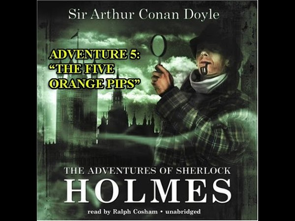 Learn english through story-Advance level-The Adventures of Sherlock Holmes : Adventures 5