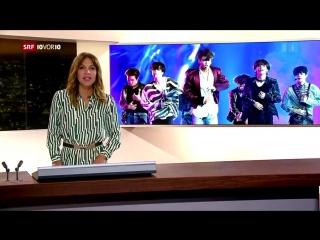 Swiss news tv show
