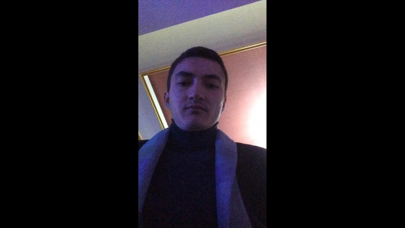 Jonibek Nurullayev — Live