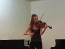 Витаутас Баркаускас Партита для скрипки соло