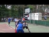 FIBA 3x3 SLK Almaty Resort U-18 полуфинал T.I.M.A. vs K.O. май 2014