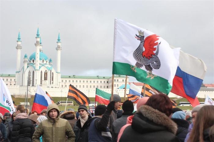 Программа мероприятий на День народного единства в Казани 2018: где и во сколько салют