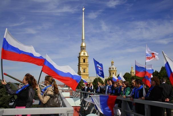 Программа мероприятий на День народного единства 2018 в Санкт-Петербурге