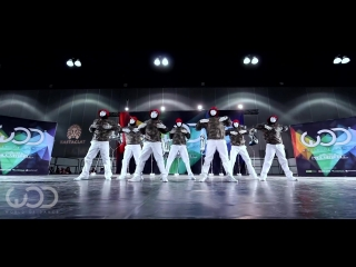 Deep house presents: jabbawockeez ¦ frontrow ¦ world of dance #wodla