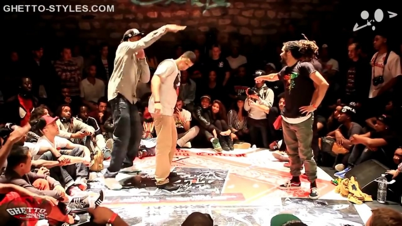Deep House presents: Insane Dance Battle Rounds 2 - Les Twins,Waydi,Kefton,Salah and more