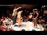 Deep House presents: Insane Dance Battle Rounds 2 - Les Twins,Waydi,Kefton,Salah and more