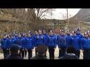 Юнги Хрустального 1 смена 2018г.