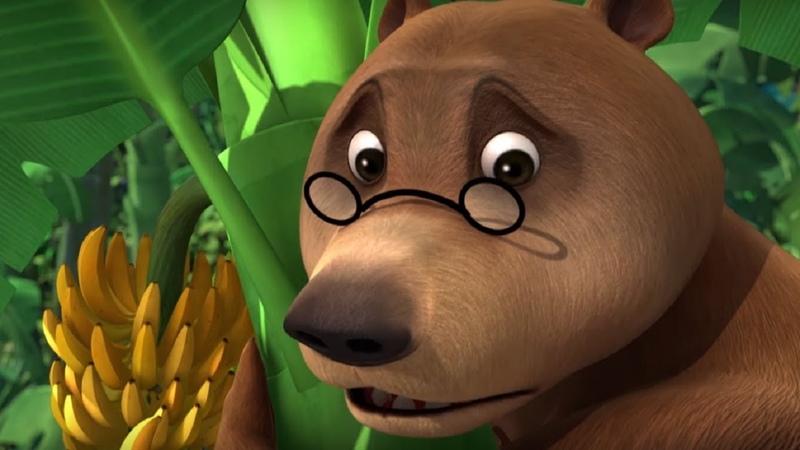 Маугли - Книга джунглей - Праздничная рыба –развивающий мультфильм для детей HD