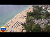 Отпуск 2018-Турция-Пляж Клеопатры-катаемся на фуникулере
