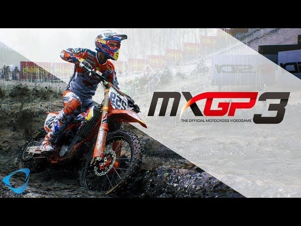 MXGP3The Official Motocross Videogame-MXGP , 3 circles ,1 place,Yamaha YZ450F!