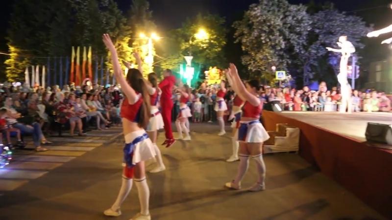 M-PARTY Мечта День города Новочеркасск 2018 Гимн к ЧМ2018