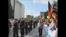 VOR ORT AKTUELL - MERKEL-MUSS-WEG-MITTWOCH VOM 27.JUNI IN BERLIN - MITTE.