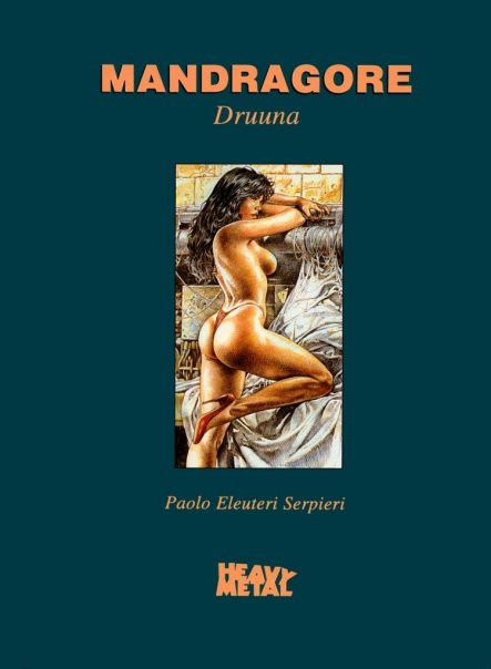 Druuna 5. Mandragore