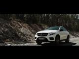 Евгений Горбатов и Mercedes-Benz GLE купэ