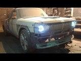 ГАЗ 24 V8 пикап Julia