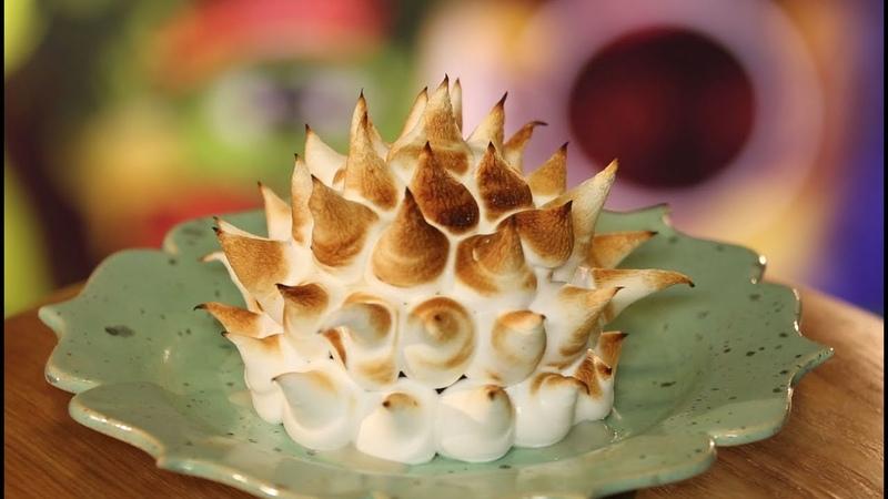 Рецепт недели десерт Аляска