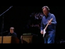 Eric Clapton performing at Madison Square Garden in NYC