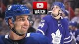 John Tavares and Auston Matthews 2018-2019 NHL Preseason Highlights (HD)