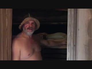Секс в бане! Только после! - чемпион мира по парению в русской бане