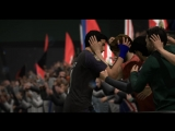 FIFA18 (ДРАФТ) Дриблинг Дембеле + ассист на Суареса